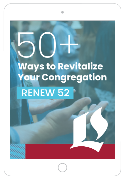 Renew 52: 50+ Ways to Revitalize Your Congregation