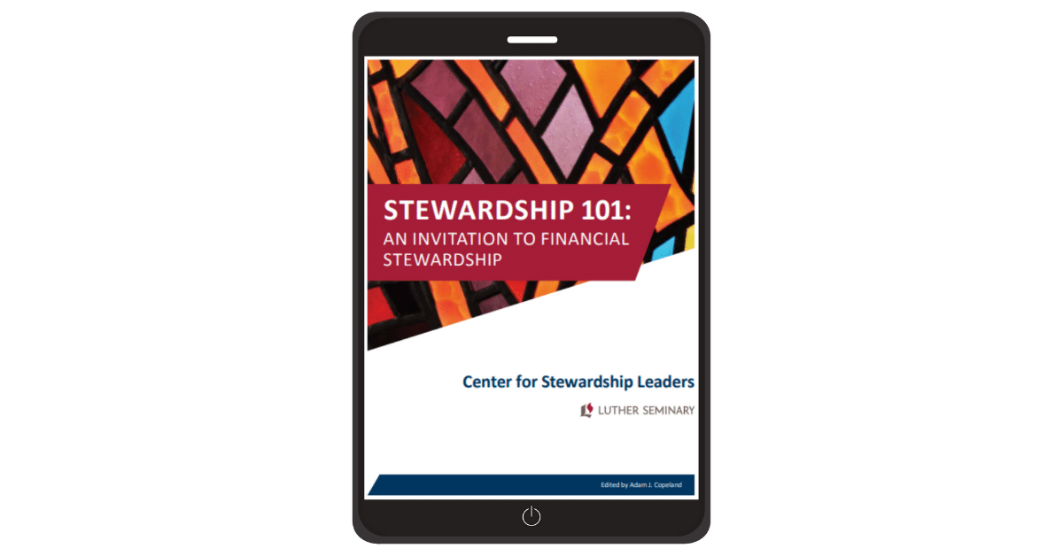 """Featured image for """"Stewardship 101"""""""