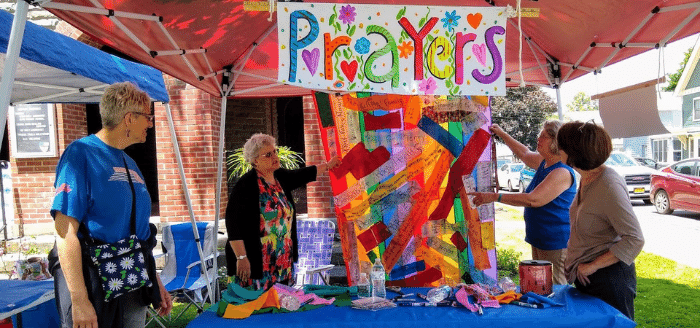 How to Create a Neighborhood Prayer Station