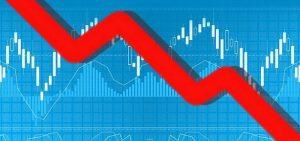 downward graph economic trend