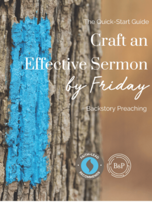 Craft an Effective Sermon by Friday Ebook