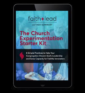 Church experimentation starter kit