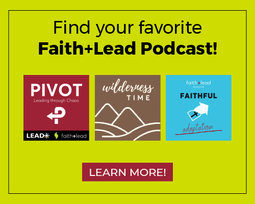 FaithLead Podcasts