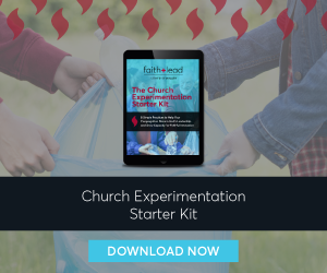 Church Experimentation Starter Kit