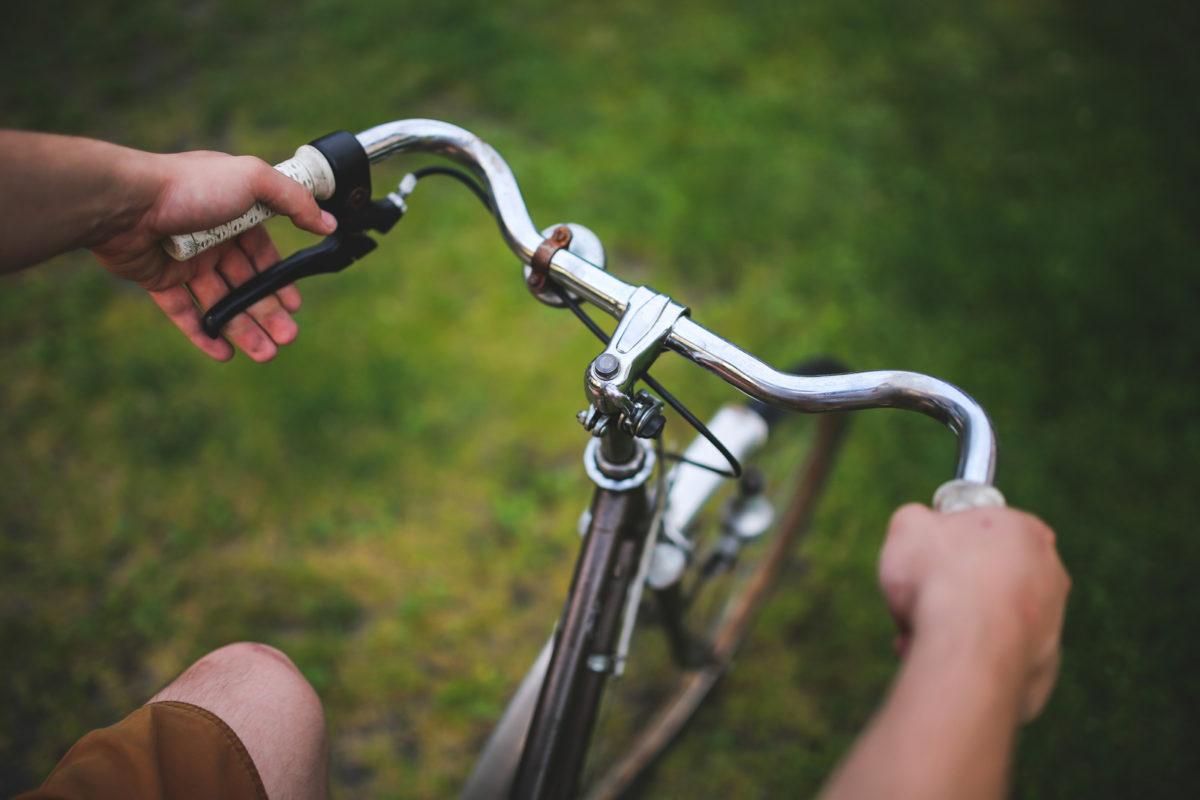 cycle handlebars
