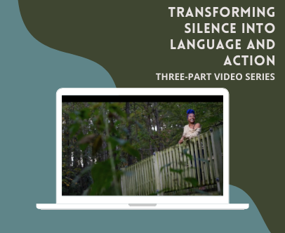 """Featured image for """"Transforming Silence into Language and Action"""""""