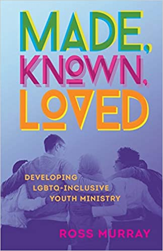 Book Cover that says Made Known Loved